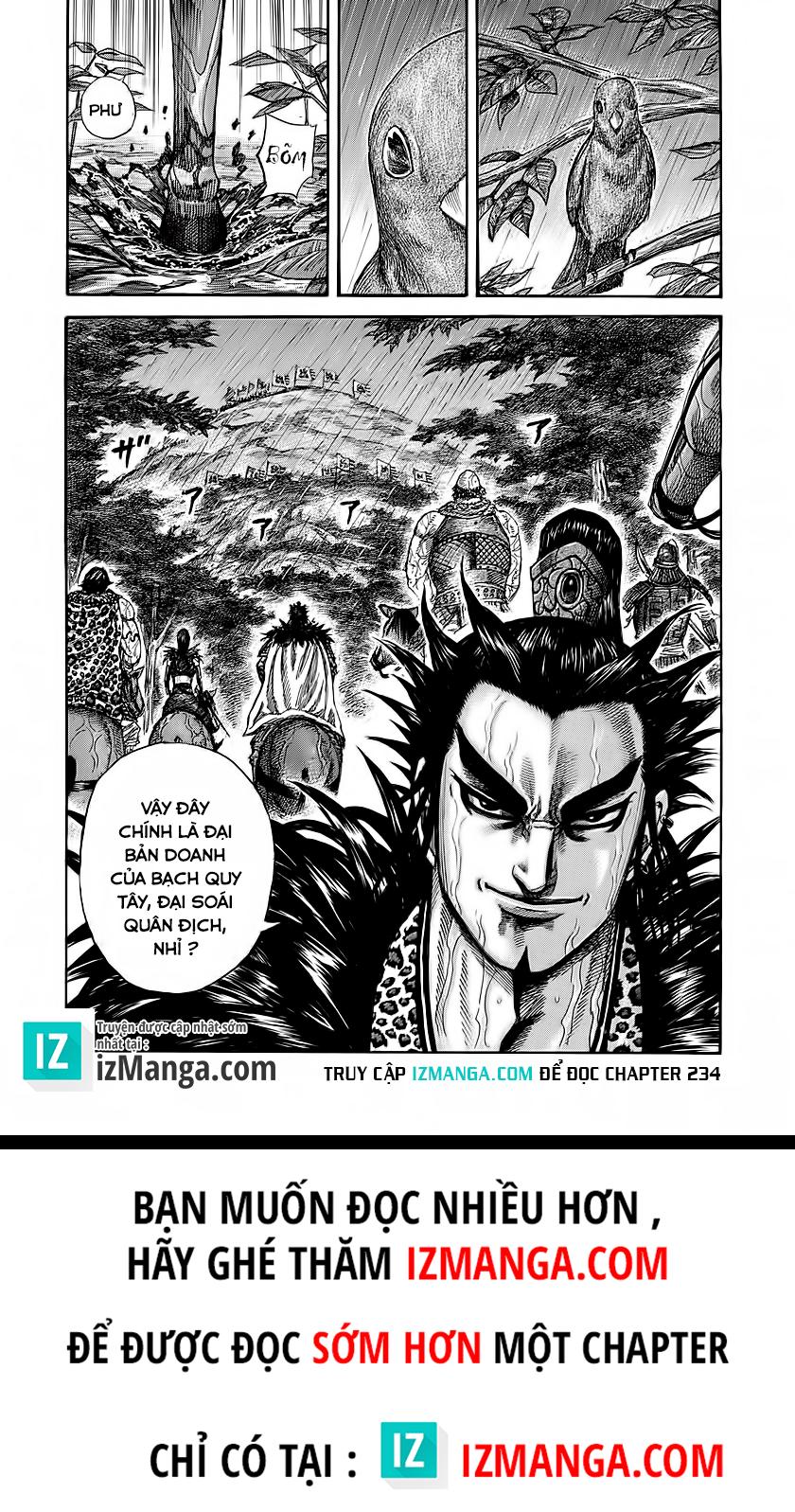 Kingdom - Vương Giả Thiên Hạ Chapter 233 page 18 - IZTruyenTranh.com