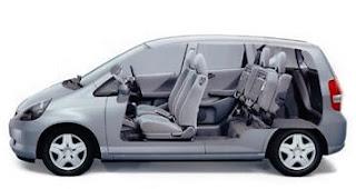 Honda Jazz Diesel Interior