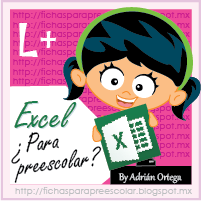 Excel para preescolar