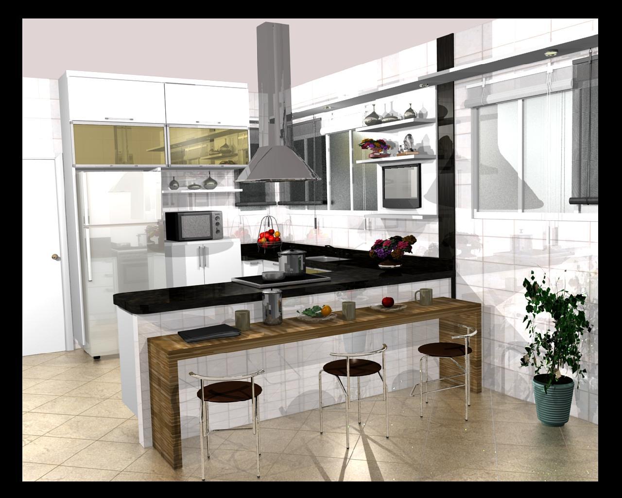 #61492D quarta feira 16 de fevereiro de 2011 1280x1024 px Projetos De Cozinhas Externas Pequenas #565 imagens