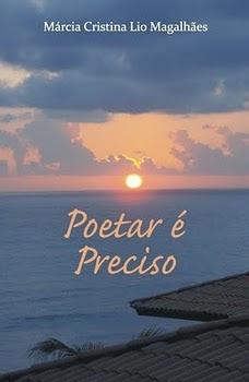 Poetar é Preciso - Livro disponível na Livraria Martins Fontes
