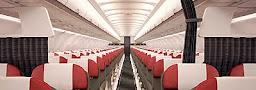 Nuevas cabinas en vuelos dentro de Chile