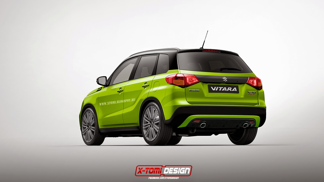 X Tomi Design Suzuki Vitara Sport