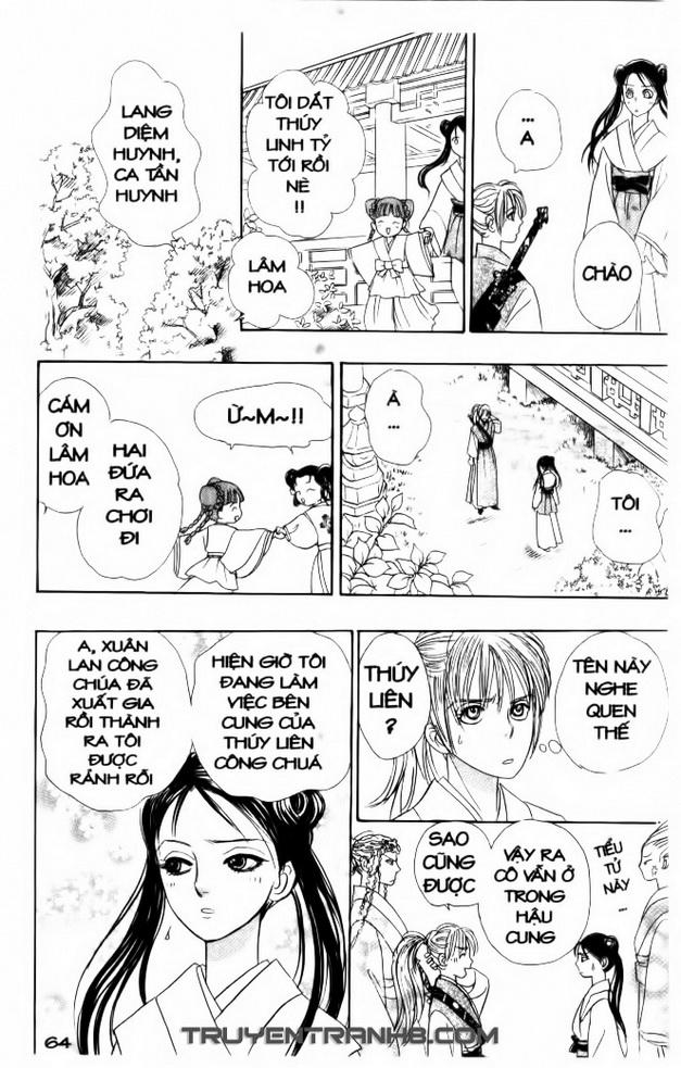 Đôi Cánh ỷ Thiên - Iten No Tsubasa chap 13 - Trang 14