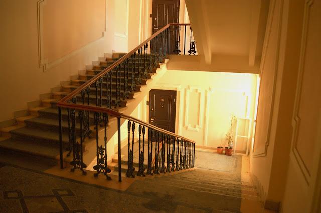 scala palazzo San Pietroburgo