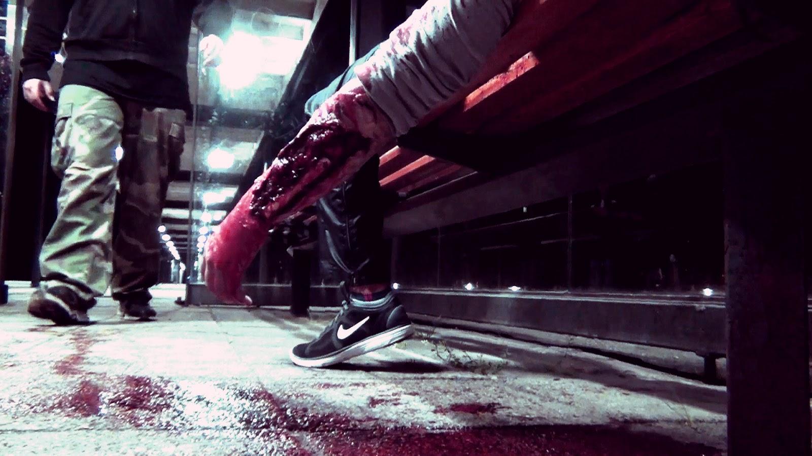 Escaping The Dead: prime immagini dalla pellicola indie