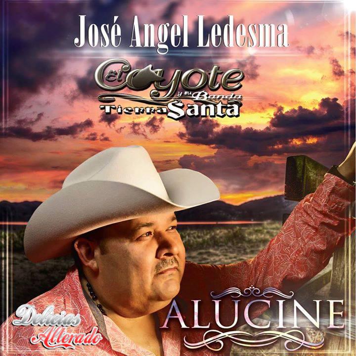 El Coyote Y Su Banda Tierra Santa Alucine CD Album 2014 | Delicias ...