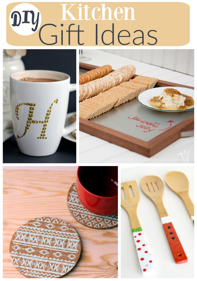 the of diy kitchen gift ideas and a