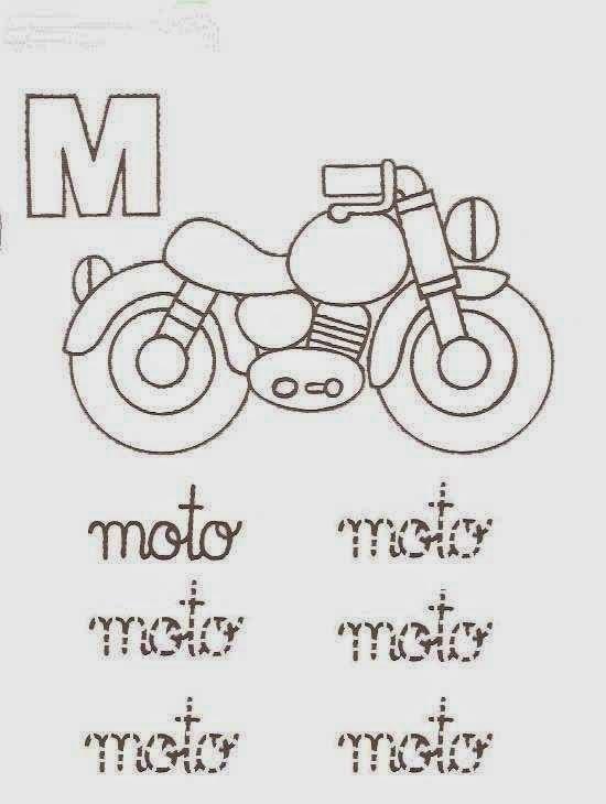 Coloriages Magiques L Abecedaire Moto Coloriage Magique Cp