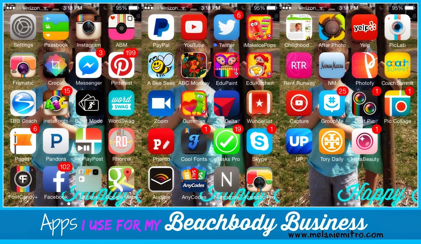 Team Beachbody Favorite Apps to Enhance My Photos