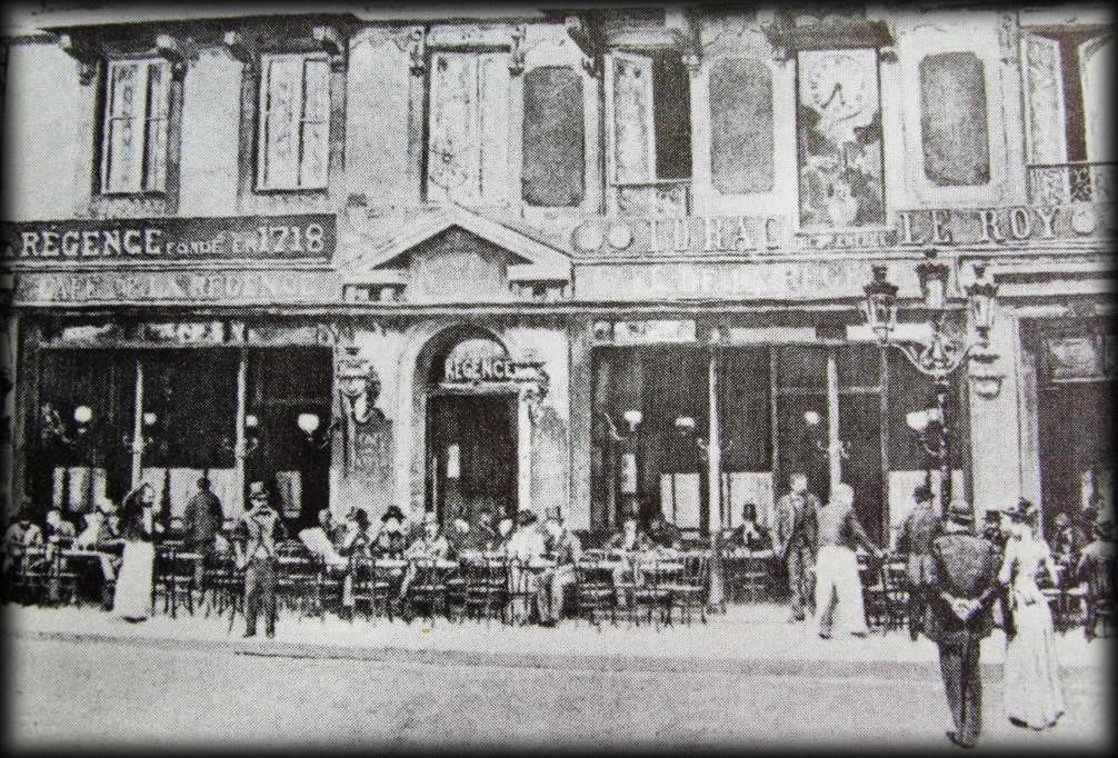Restaurant Le Cafe De La Regence