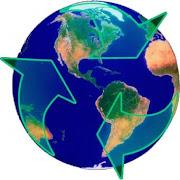 Evolución Ambiental: Hábitos de Reciclaje logos reciclaje
