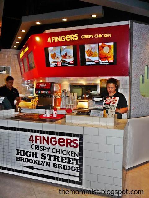 4 Fingers Store Cashier
