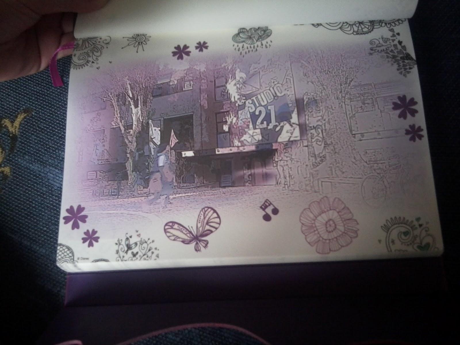 Violetta-to właśnie ja ;)