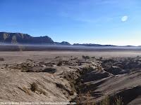 Sandsea in Bromo