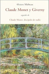 "Traduction espagnole de ""Claude Monet et Giverny"", Valence, 2011"