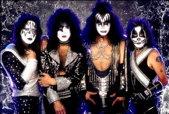 Kiss Dynasty Tour Book