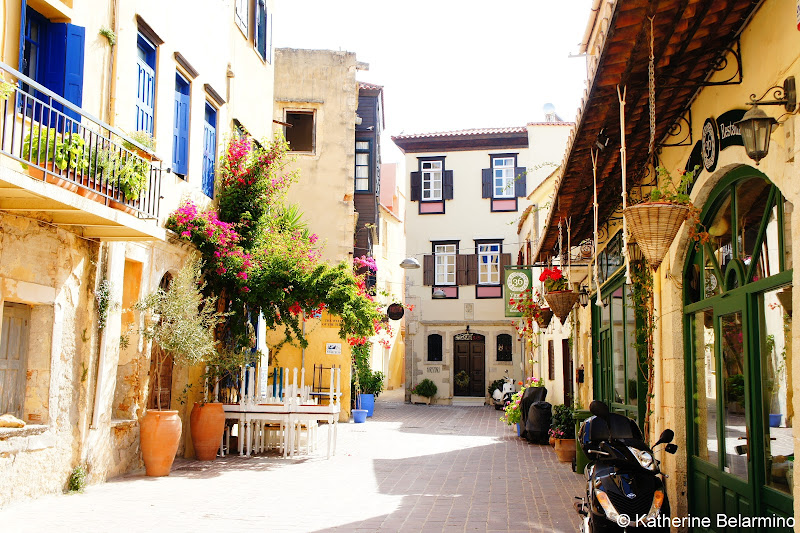 Venetian Quarter Things to Do in Chania Crete
