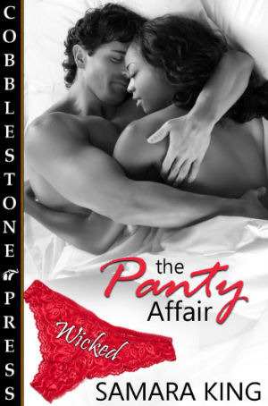 The Panty Affair - Interracial erotic romance