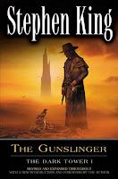 Book cover of The Gunslinger (The Dark Tower I) by Stephen King