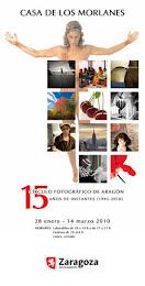 15 AÑOS DE INSTANTES Exposición colectiva Círculo Fotográfico de Aragón