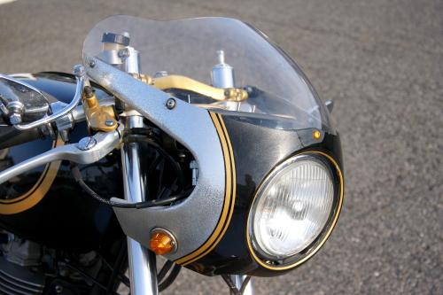 Racing Caf U00e8  Yamaha Sr 400 By Moto Tipo B