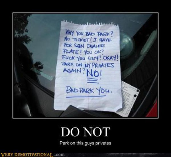 Funny Demotivational Posters - Part 24 ~ Damn Cool Pictures