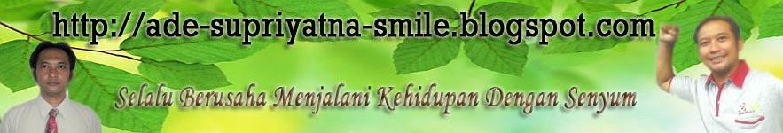 Ade Supriyatna Smile