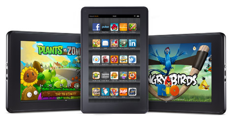 Amazon Kindle Fire: Pics Specs Prices and defects
