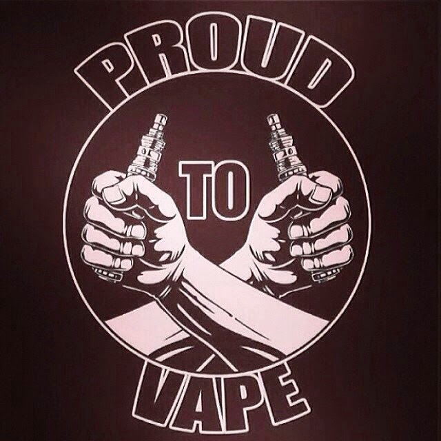 image proud to vape