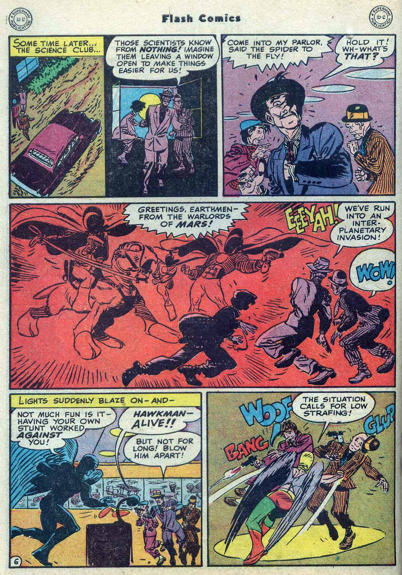 Flash Comics Issue #104 #104 - English 8