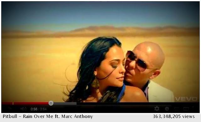 Pitbull Marc Anthony