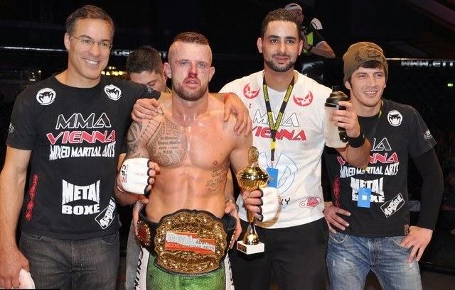 Seminario de Jorge Balarin Striking y Conceptos de MMA