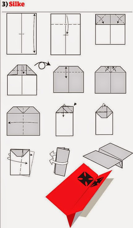 Fold a Slike Paper Plane