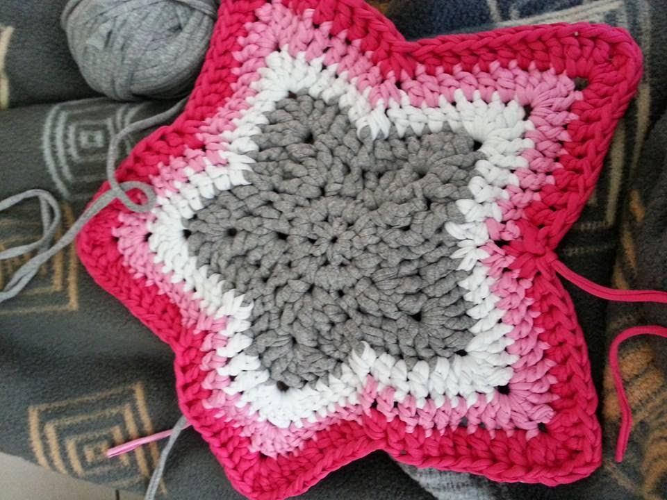 Rory´s Handmade Stuff Ein Teppich entsteht