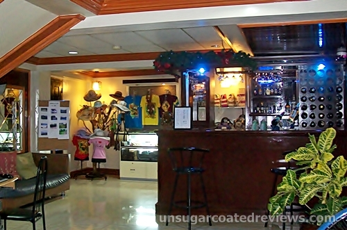 bar and mini store