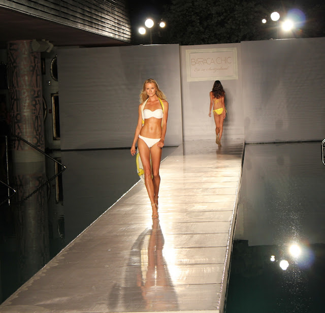 2014 Moments Collection by Barraca Chic at Funkshion Swim Week in Miami Beach