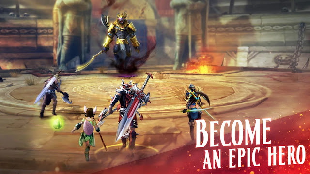 Eternity Warriors 4 Versi Terbaru