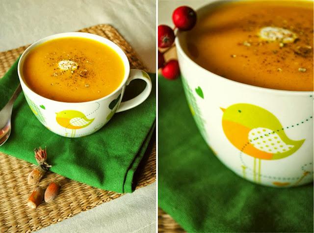 Zupa dyniowa