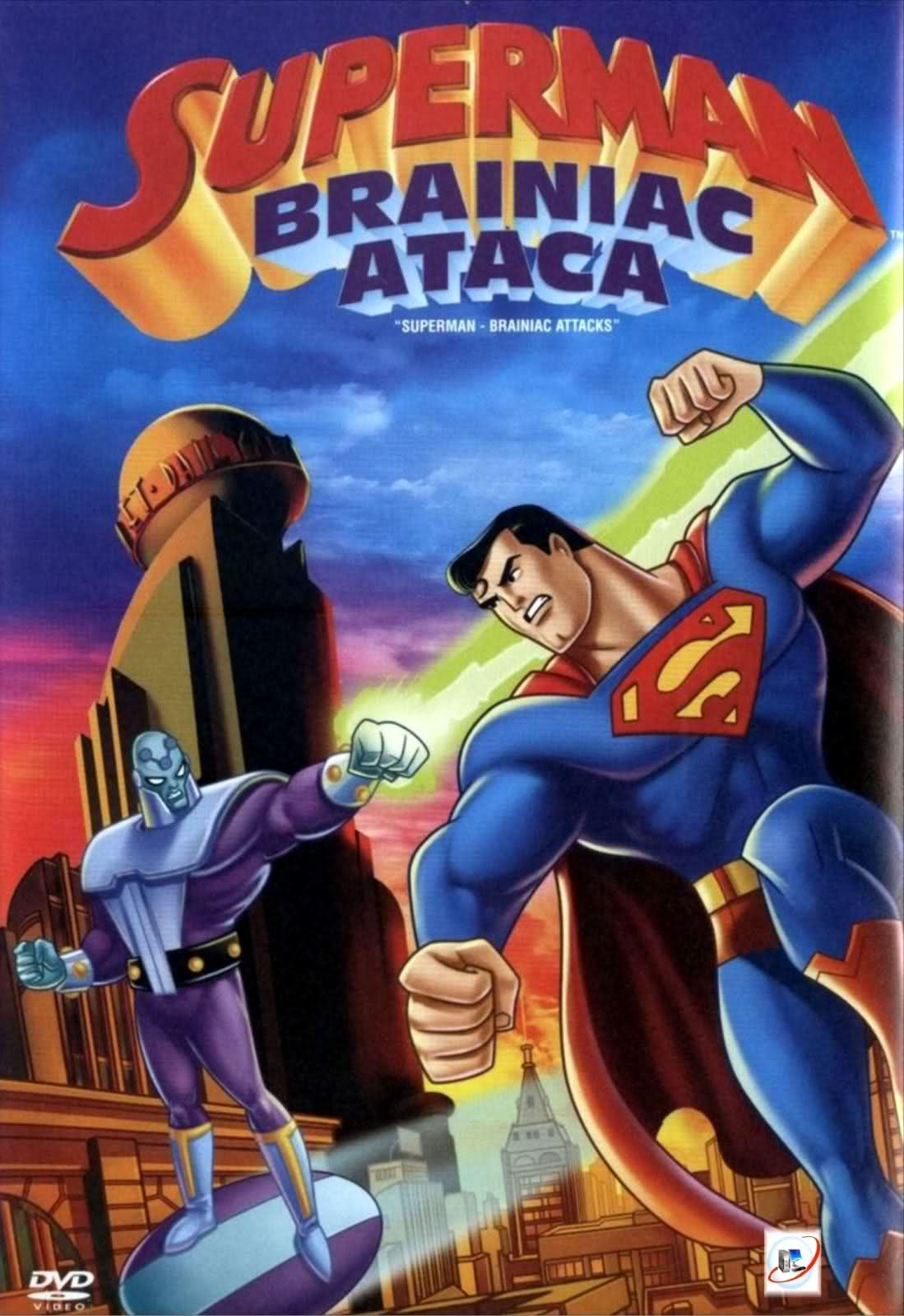 Superman: Brainiac Ataca – HD 720p