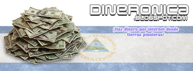 Dinero por Intenet Nicaragua