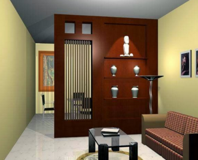 model partisi sekat ruangan rumah minimalis   model rumah