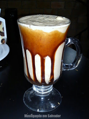 Rancho do Cuscuz: Mocha Coffee Shake