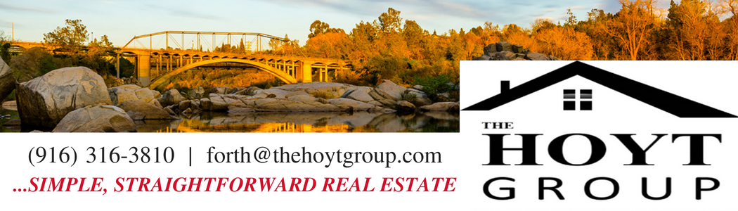 Sacramento Real Estate Video Blog with Forth Hoyt