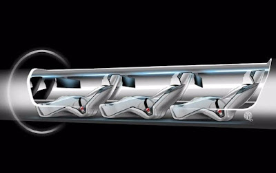 هايبر لوب hyperloop 2
