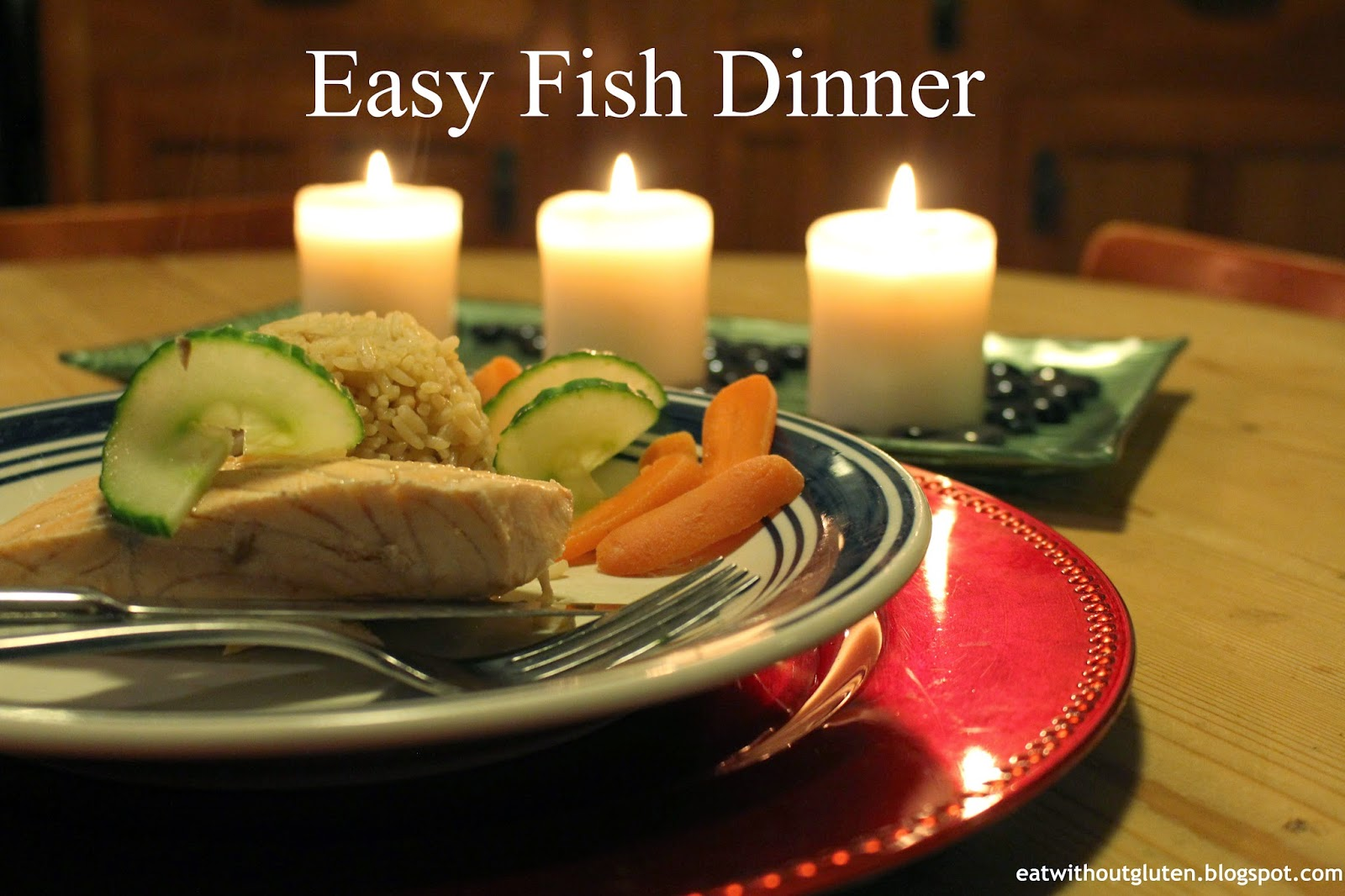 Eat without gluten easy fish dinner for Easy fish dinner