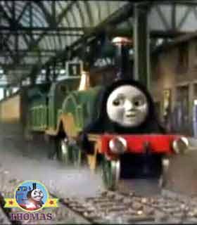 Thomas And Friends Emily The Tank Engine As Good As Gordon
