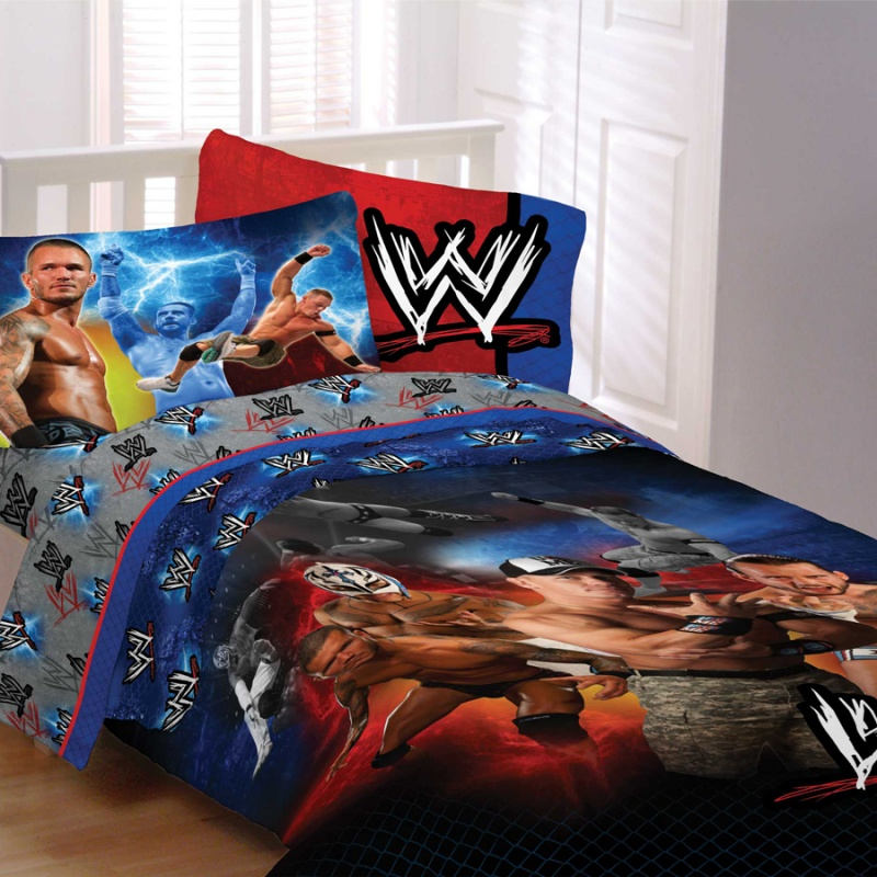 Perfect Wwe Bedroom Decor