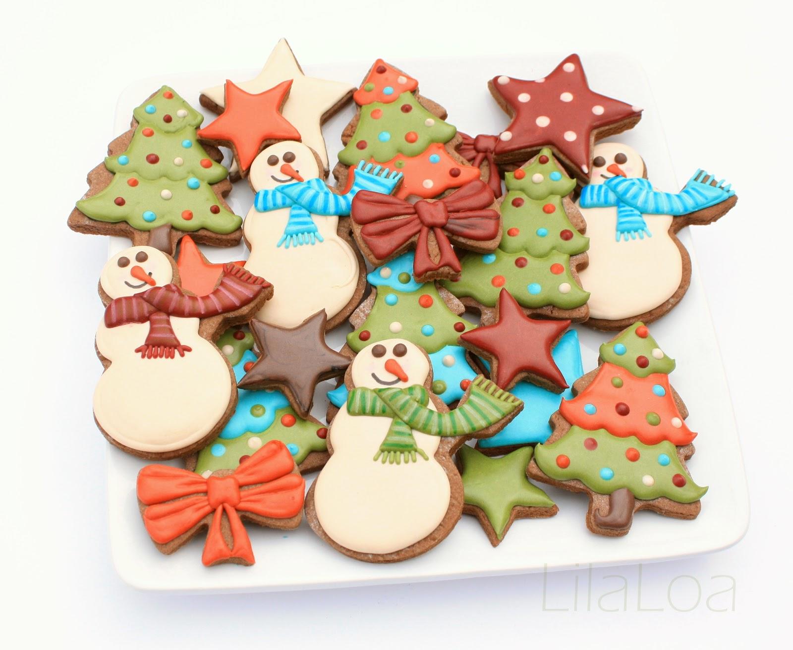 LilaLoa: Whimsical Christmas -- Cookies and Cards