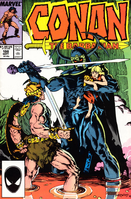 Conan the Barbarian (1970) Issue #198 #210 - English 1